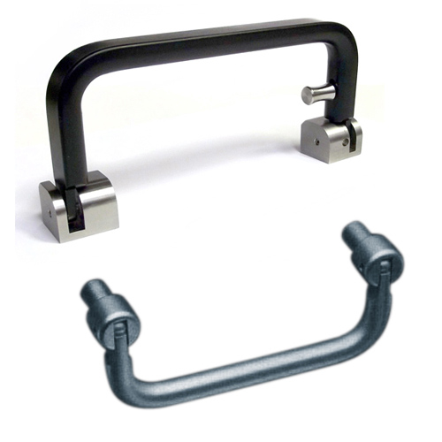 Folding-handles